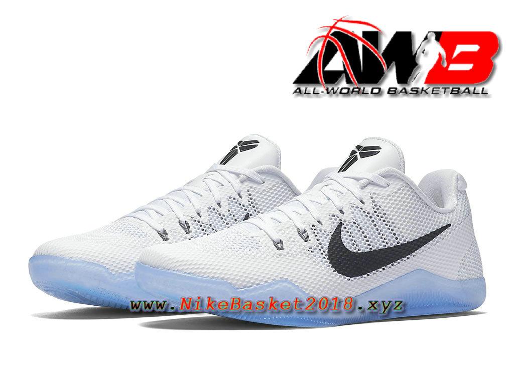Blanc Homme 11 Basketball Pas De Kobe Cher Nike Chaussure Noir Pour wzfXg8xq
