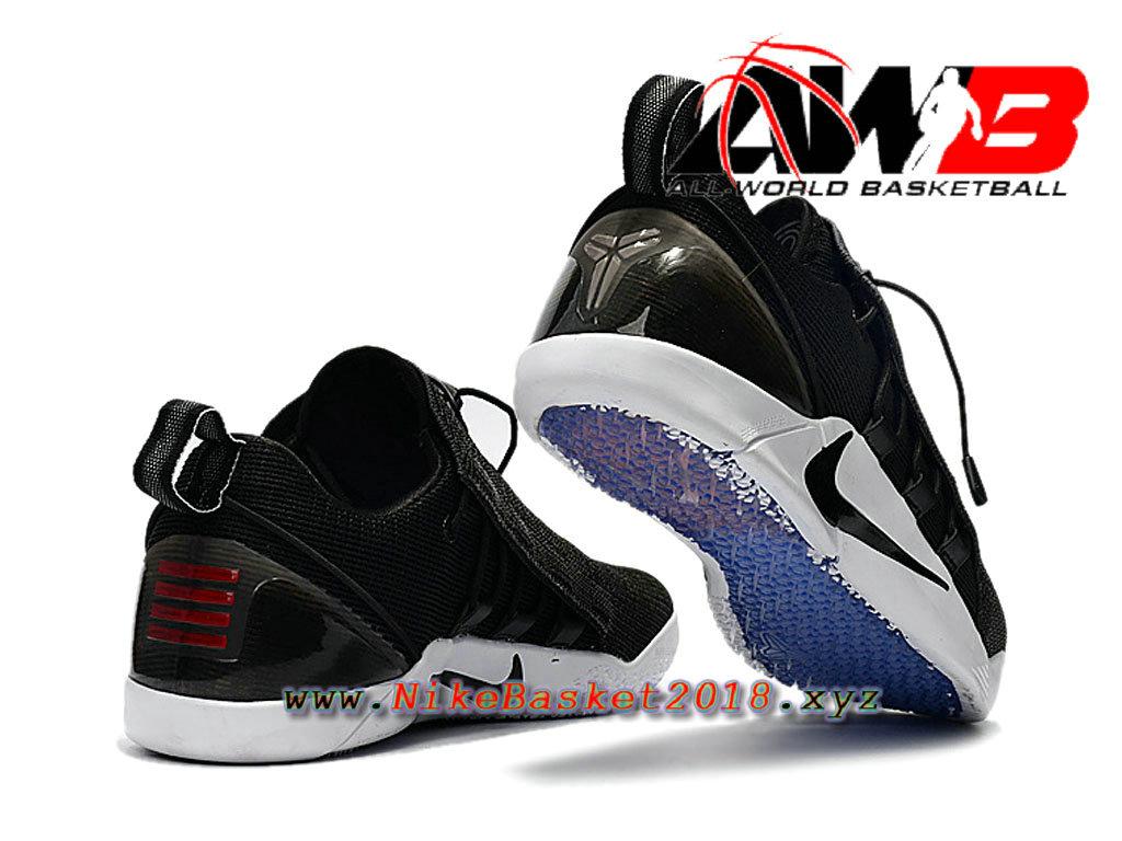 official photos 6e143 01808 ... Chaussure de BasketBall Pas Cher Pour Homme Nike Kobe A.D. NXT Noir  Blanc 882049-007