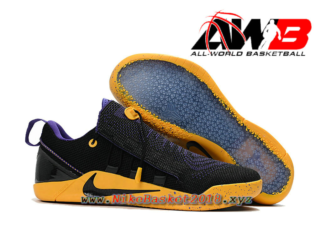 various design wide varieties buy Chaussure de BasketBall Pas Cher Pour Homme Nike Kobe AD NXT ...