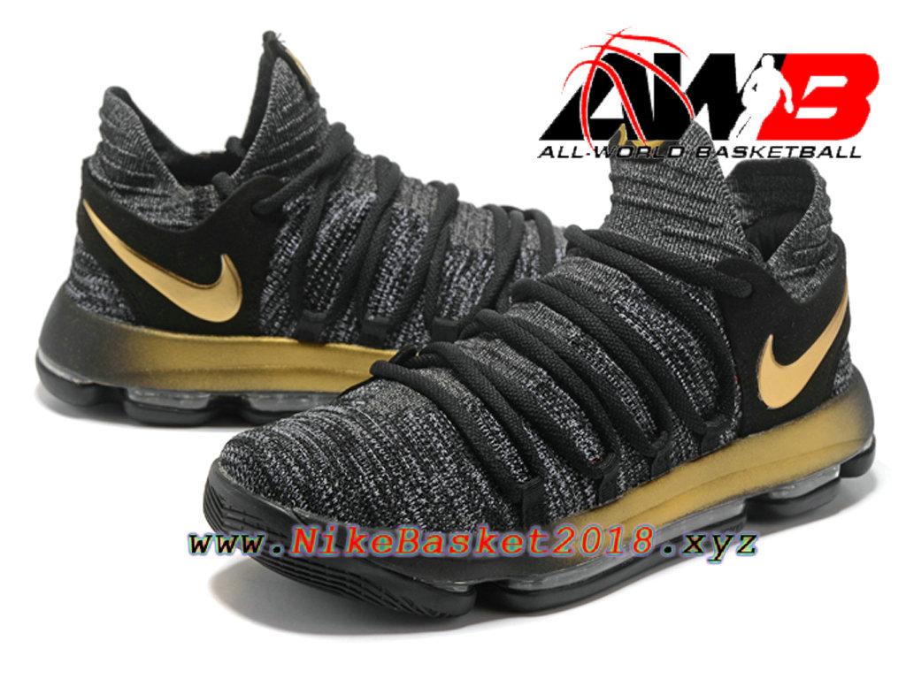 360ace10729d ... discount code for chaussure de basketball pas cher pour homme nike zoom  kd 10 ep gris