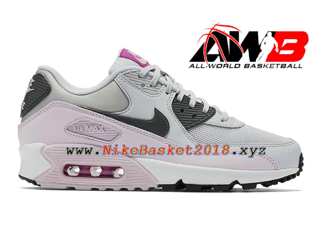 Chaussures de BasketBall Pas Cher Pour FemmeEnfant Nike Air