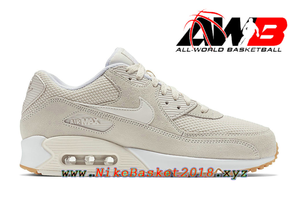 Chaussures de BasketBall Pas Cher Pour Homme Nike Air Max 90