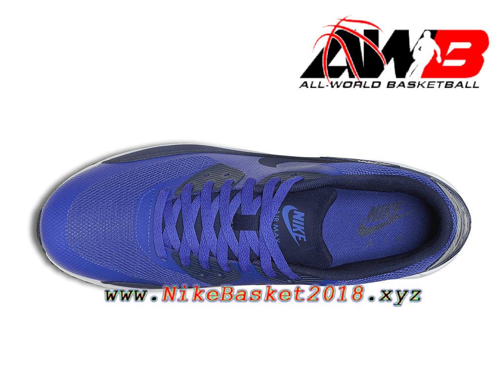 nike air max 90 essential bleu homme