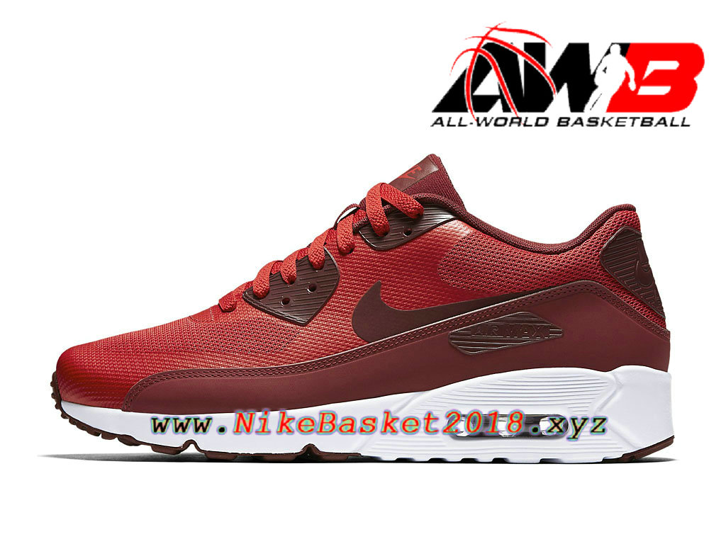 Officiel Nike Air Max 90 Chaussure de BasketBall Pas Cher