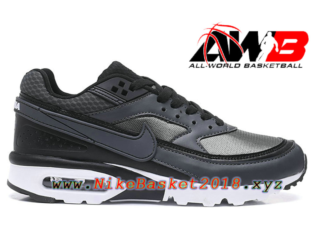 official photos authorized site sleek Chaussures de BasketBall Pas Cher Pour Homme Nike Air Max BW Noir ...