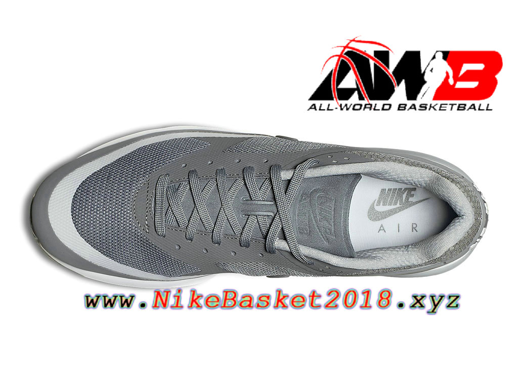 best loved d835e 6cfe4 australia chaussures de basketball pas cher pour homme nike air max bw  ultra gris blanc 819475011