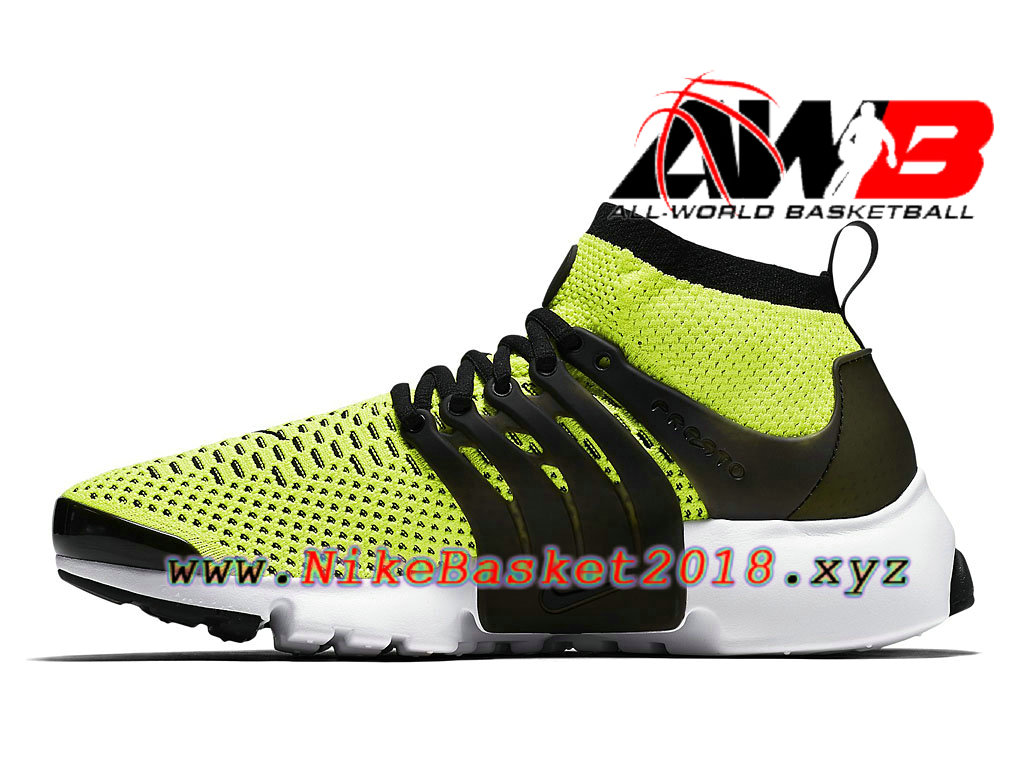 Chaussures de BasketBall Pas Cher Pour Homme Nike Air Presto