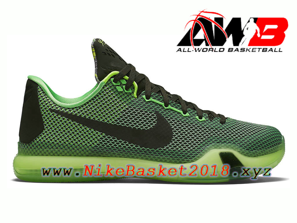 Chaussures de BasketBall Pas Cher Pour Homme Nike Kobe 10 X