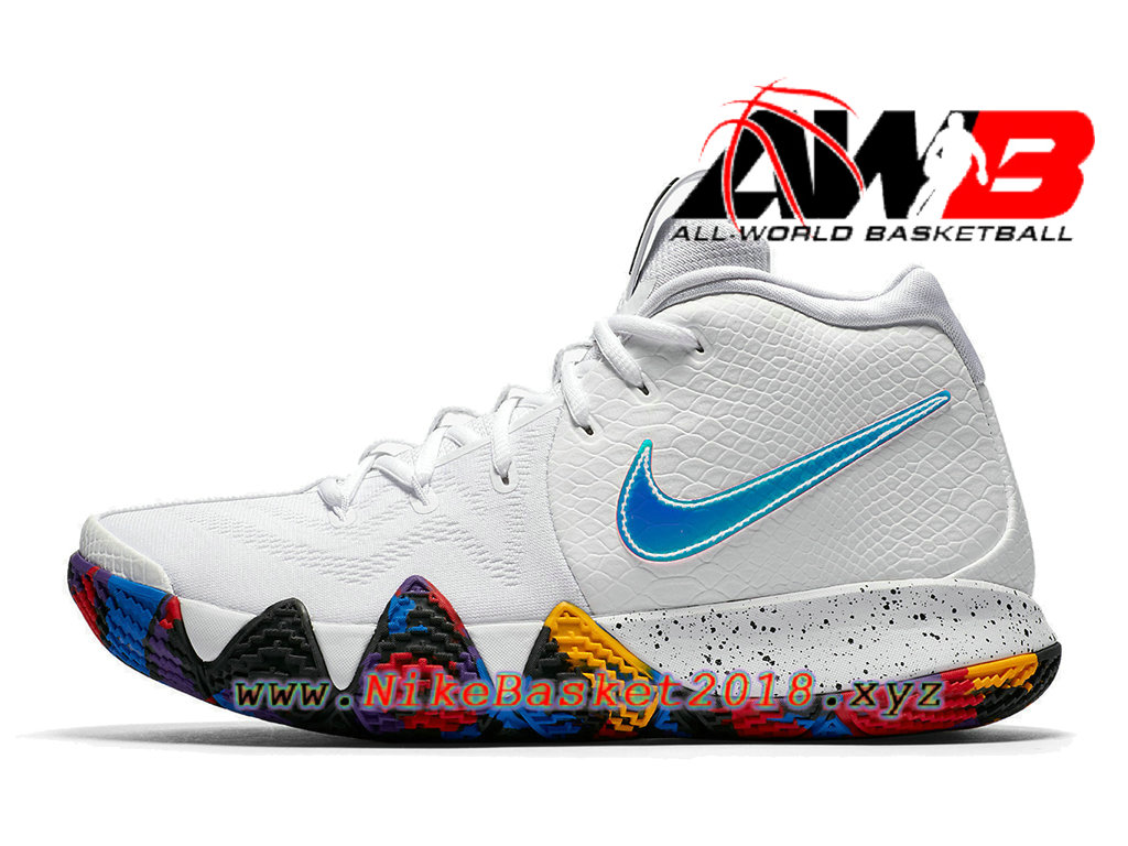 Chaussures de BasketBall Pas Cher Pour Homme Nike Kyrie 4