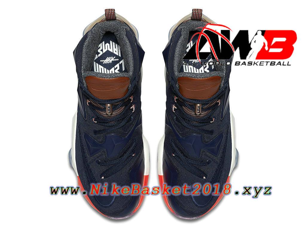 wholesale dealer 0aedb f2f6e Chaussures de BasketBall Pas Cher Pour Homme Nike LeBron 13 LuxBron Noir  823300_941-1802050740-Nike Site Officiel | Boutique de Chaussures de ...