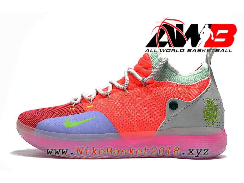 Officiel Nike KD 11 Chaussure de BasketBall Pas Cher Pour Homme Nike