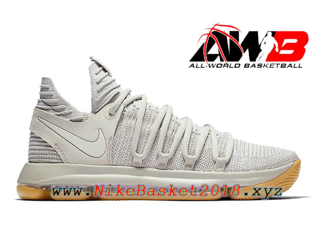 Chaussures De Basketball Pas Zoom Cher Pour Homme Nike Zoom Pas Kd10 Lmtd 811191