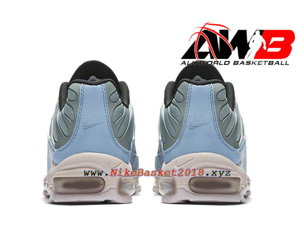 separation shoes 88c69 86d05 ... Chaussures de Nike Basket Pas Cher Pour Homme Nike Air Max 97 Plus Noir  Vert AH8144