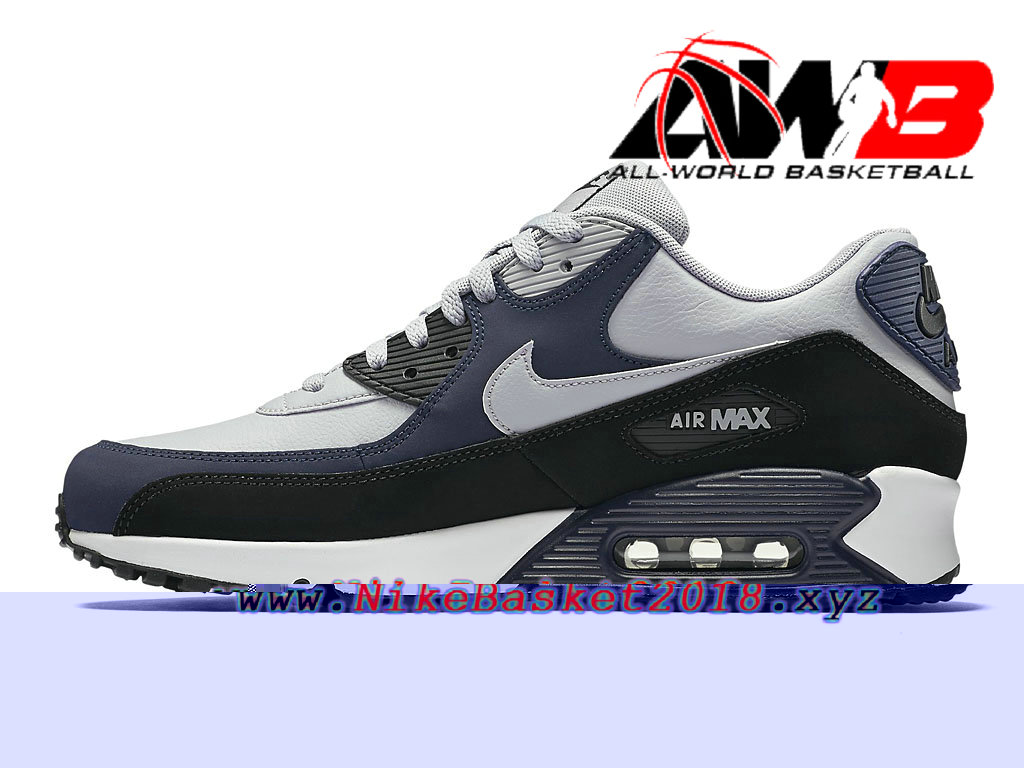 Nike Air Max|Nike Air Max 90 HommeFemme Blanc Nike Air Max 90 Leather chaussures blanc < Nyima