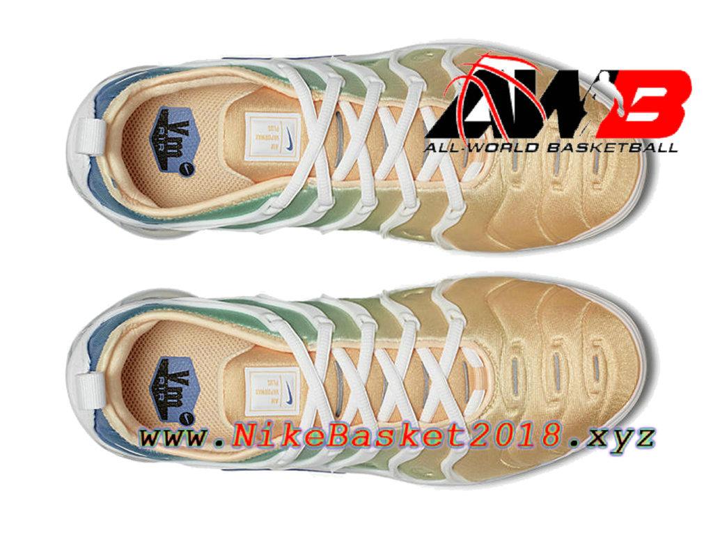 Chaussures Nike 2018 Pas Cher Pour Homme Nike Air VaporMax Plus Orange Bleu AO4550 100 1804061059 Nike Site Officiel | Boutique de Chaussures de