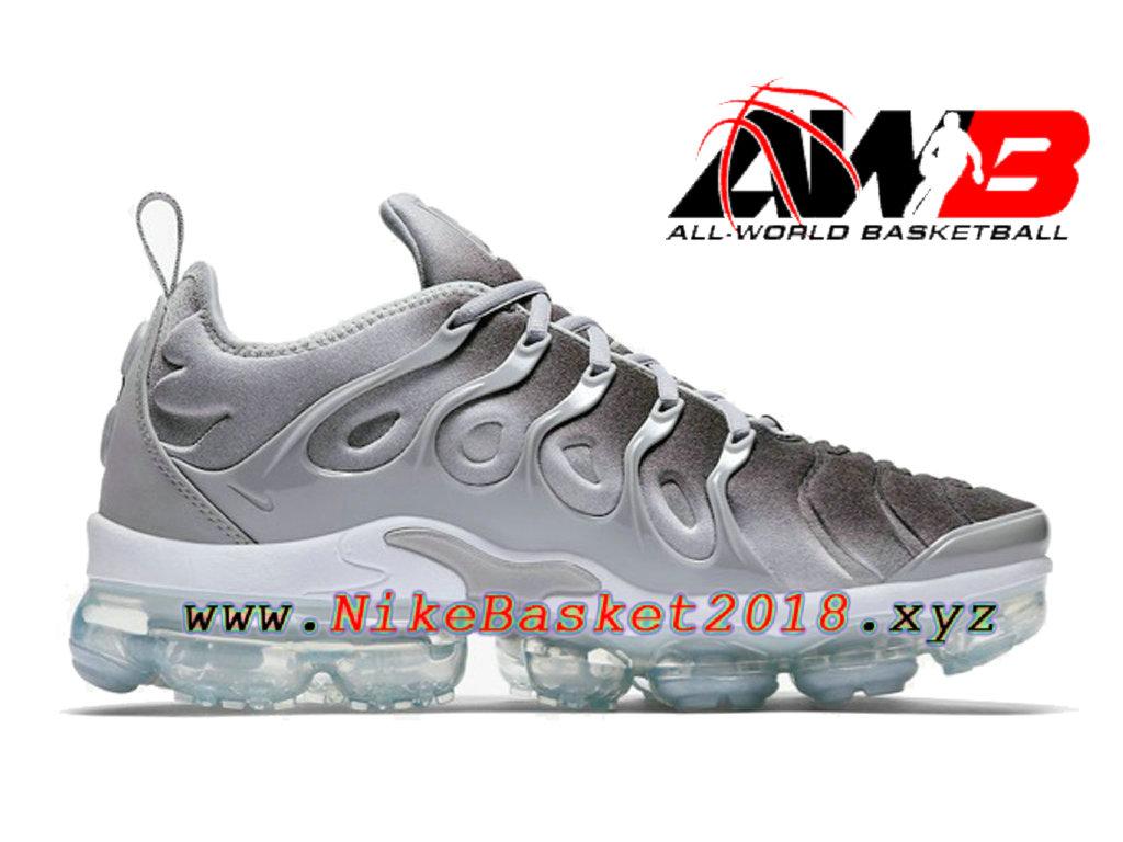 separation shoes c23c3 3da29 ... cheap chaussures nike 2018 pas cher pour homme nike air vapormax plus  wolf grey 924453 007