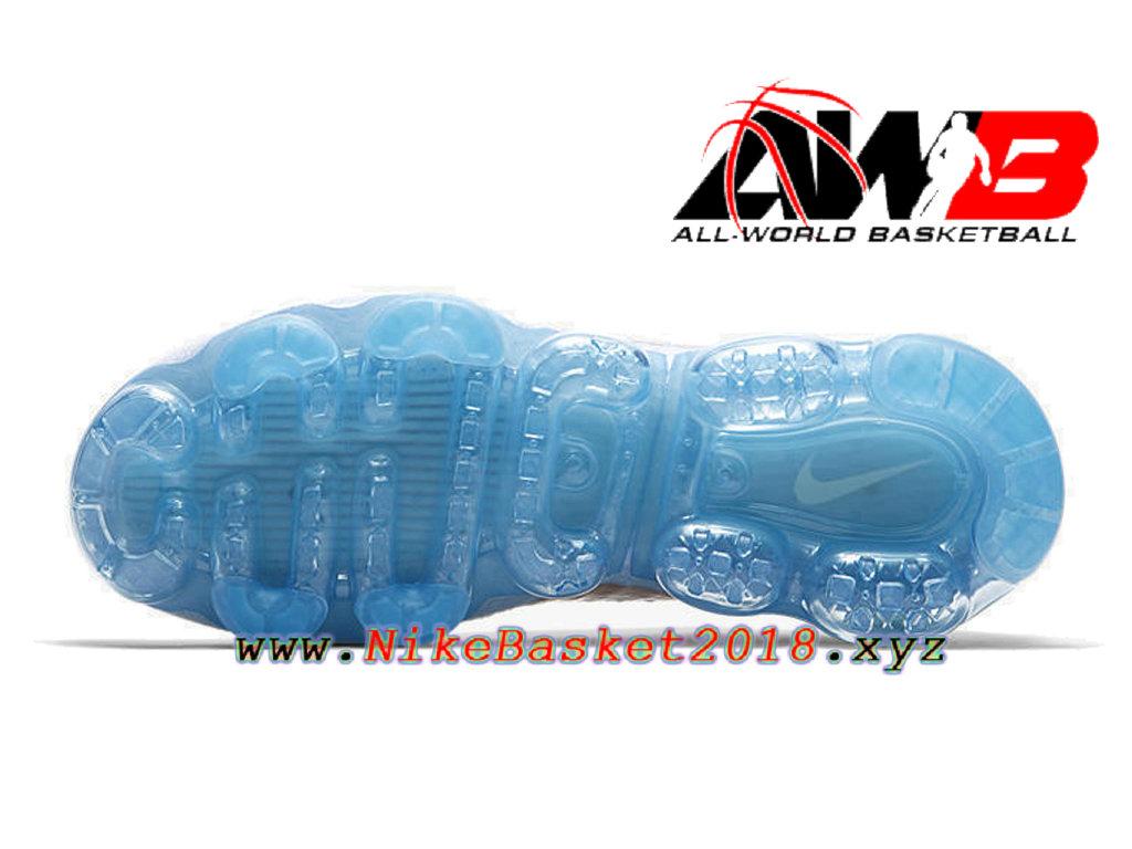 135dcf6c643 ... Chaussures Nike Basket Pas Cher Pour Femme Enfant Nike Wmns Air  Vapormax Blanc Or 849557 ...