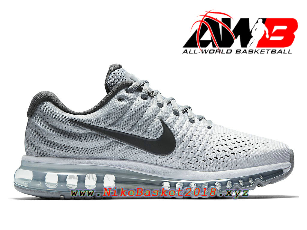 basket hommes nike air max 2017