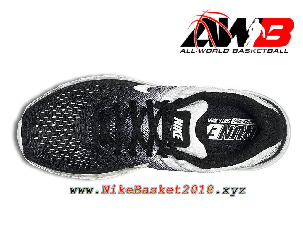 Homme Nike Air Max 2017 Noirblanc