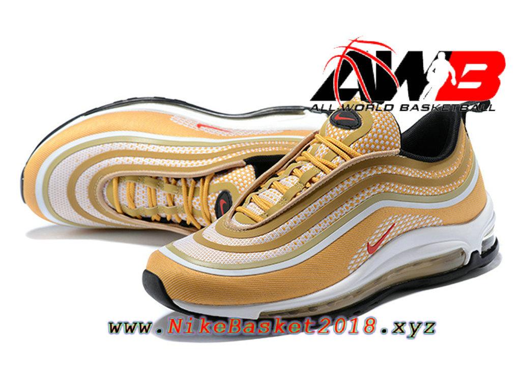 official photos 961f4 6ddf5 ... Chaussures Nike Prix Pas Cher Pour Femme Enfant Nike Air Max 97 UL ´17  ...