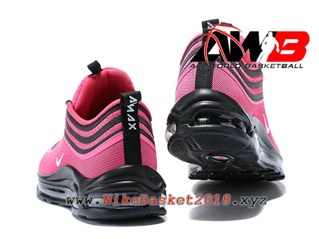 Chaussures Nike Prix Pas Cher Pour FemmeEnfant Nike Air Max 97 UL ´17 Rose Noir 918356 ID2 1801240694 Nike Site Officiel | Boutique de Chaussures de