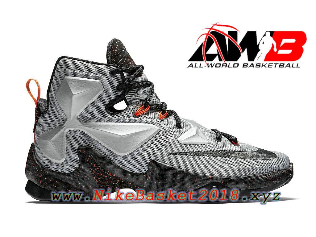 BasketBall de 13 Pas Officiel Lebron Homme Chaussure Pour Nike Cher vBxOqT