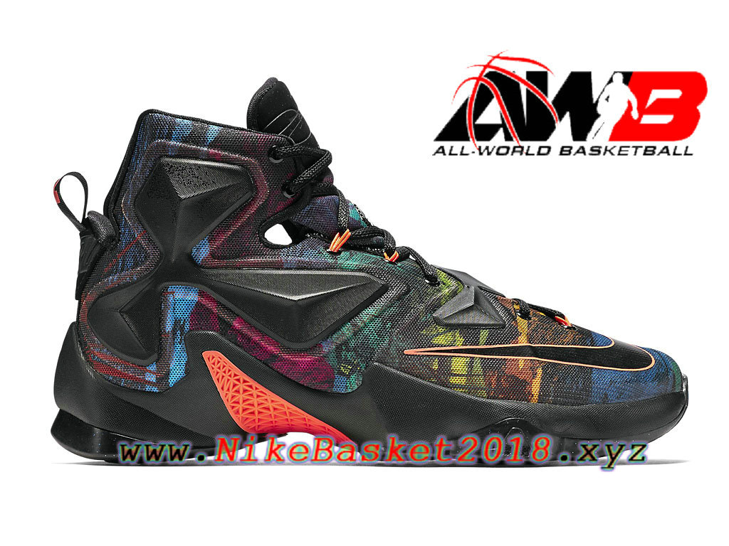 720c91f2f2facf ... release date chaussures nike prix pas cher pour homme nike lebron xiii  13 akronite noir vert