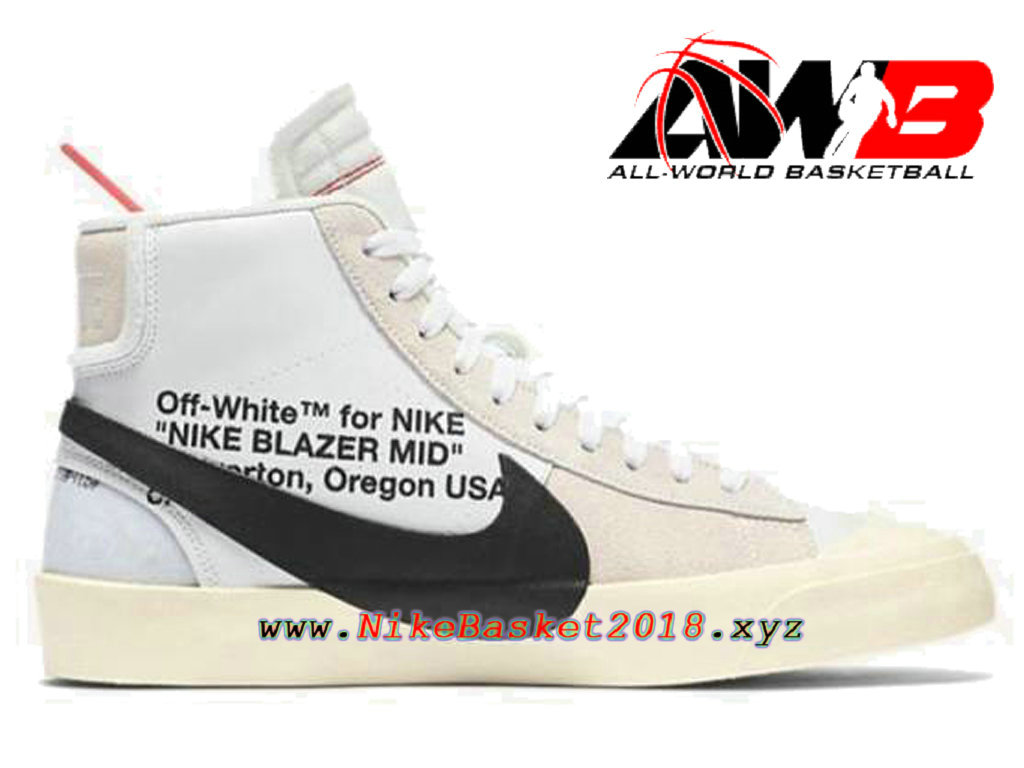 chaussure nike off white homme
