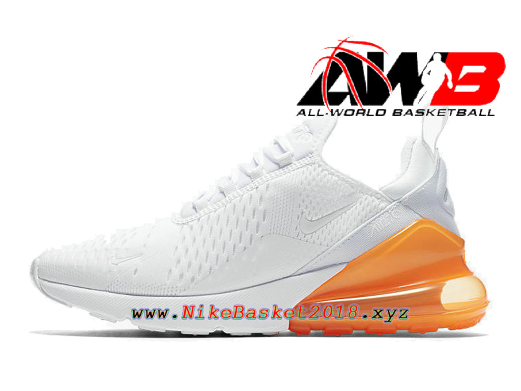 chaussure nike 270 orange