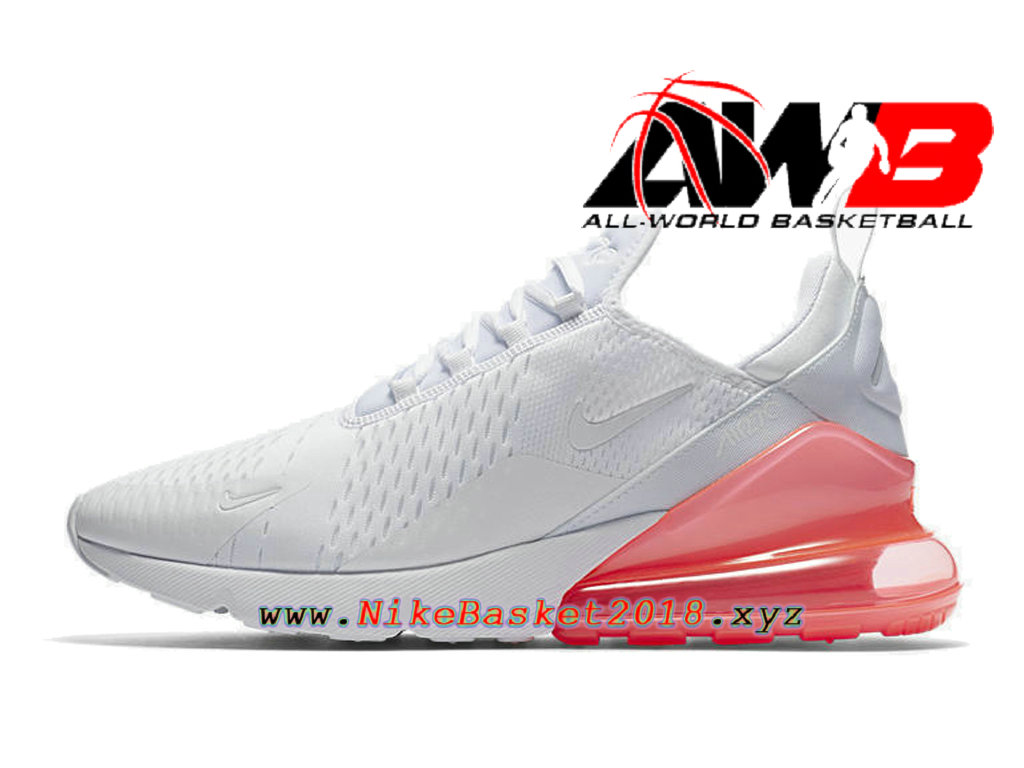 air max 270 blanche et rose