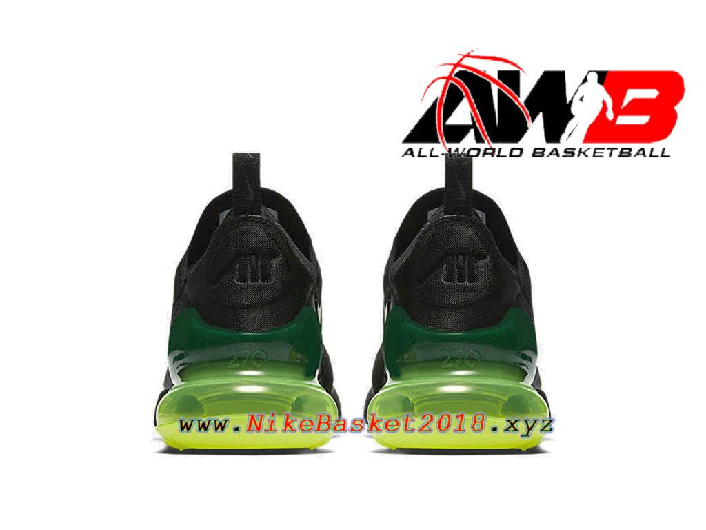 nike air max 270 vert et noir