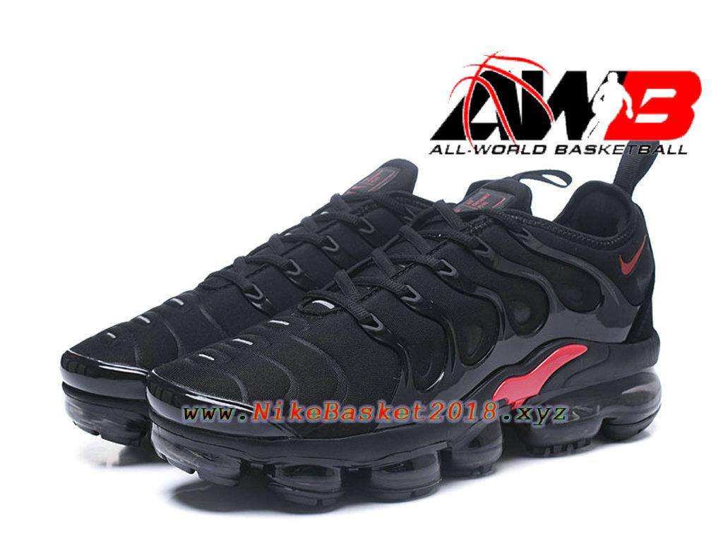 separation shoes 99f73 22a79 ... sale chaussures officiel 2018 pas cher pour homme nike air vapormax plus  noir rose 924453 id8