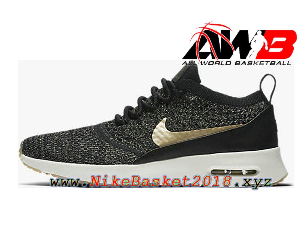 low priced 039a6 6b03a Chaussures Officiel Prix Pas Cher Pour Femme Enfant Nike Wmns Air Max Thea  Ultra Flyknit
