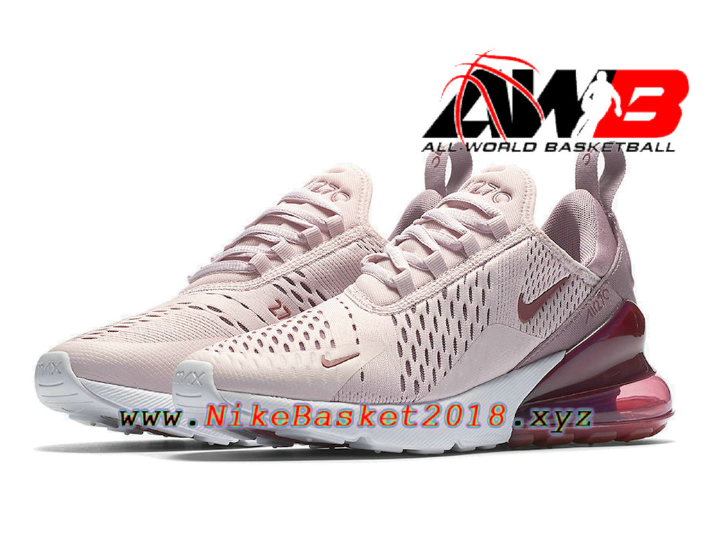 385582106ee66 ... Chaussures Officiel Prix Pas Cher Pour Homme Nike Air Max 270 Barely Rose  AH6789-601 ...