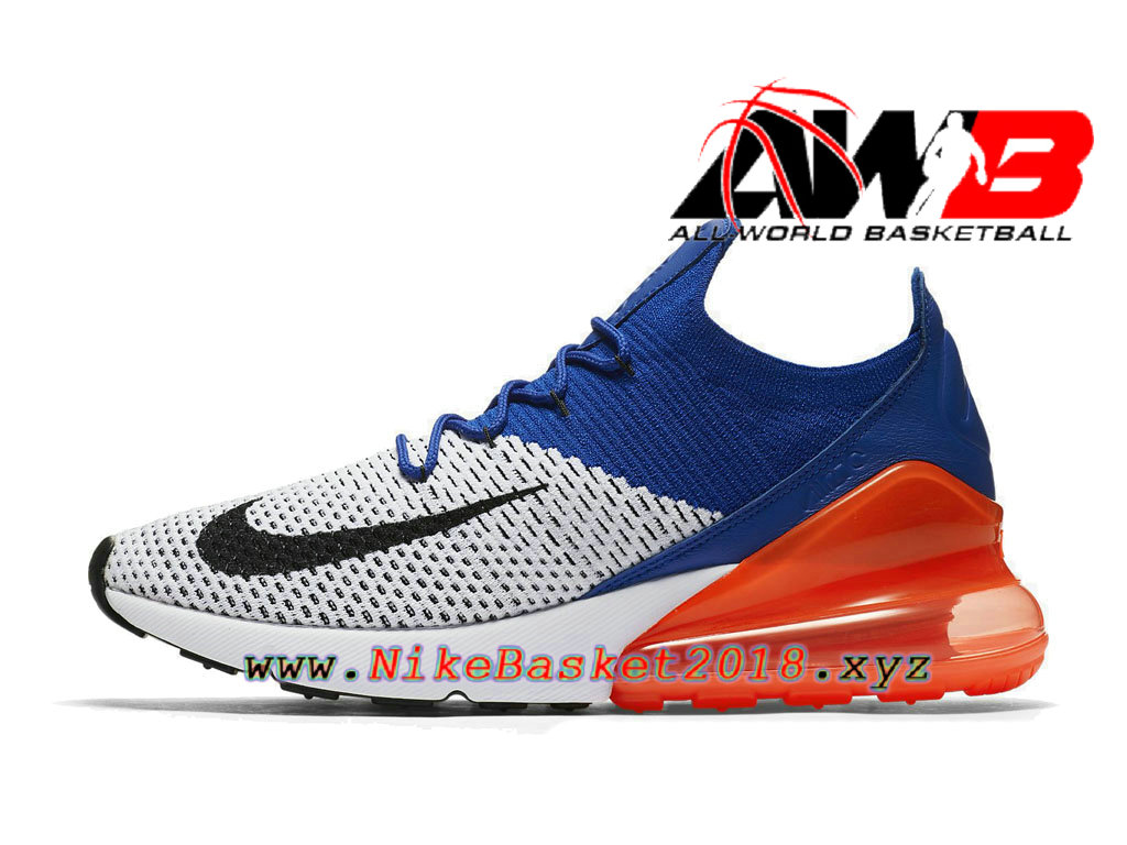 air max 270 homme bleu orange