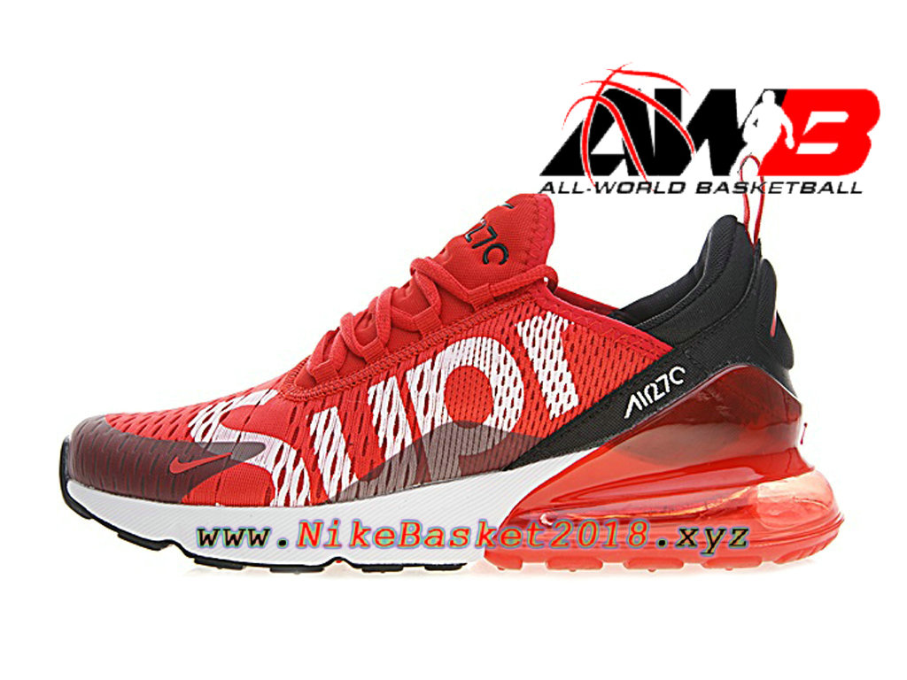 air max 270 rouge noir et blanc