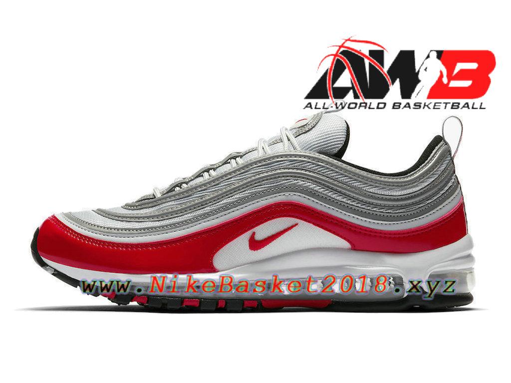Chaussures Officiel Prix Pas Cher Pour Homme Nike Air Max 97 University Red 921826-009 ...