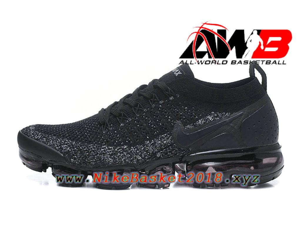 detailed look 435a5 19e57 Chaussures Officiel Prix Pas Cher Pour HommeNike Air VaporMax Flyknit 2.0 W  Noir 942843-011 ...